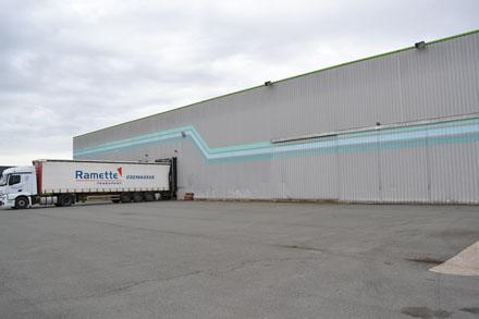Ramette Logistique : stockage de marchandises
